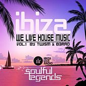We Live House Music, Vol. 1 by Various Artists