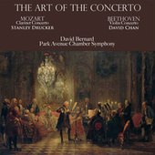Mozart & Beethoven: The Art of the Concerto (Live) by Various Artists