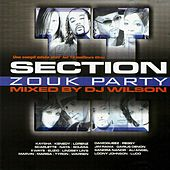 Section Zouk Party by Various Artists