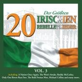 20 der Größten Irischen Rebellenlieder, Vol. 3 von Various Artists