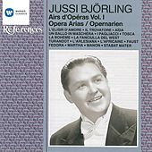 Opera Arias by Jussi Bjorling