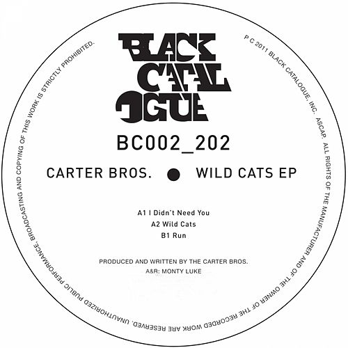 Wild Cats - Single by Carter Bros.
