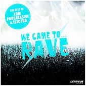 We Came to Rave by Various Artists
