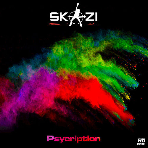 Psycription by Skazi