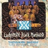 Thuthukani Ngoxolo (Let's Develop in Peace) by Ladysmith Black Mambazo