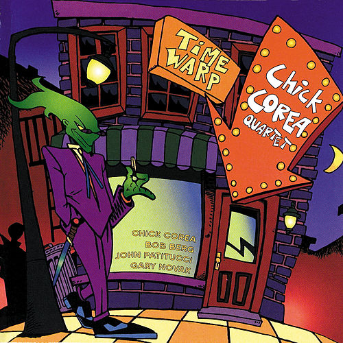 Time Warp by Chick Corea