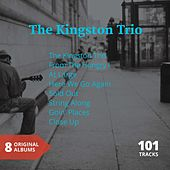 The Kingston Trio (8 Original Albums) by The Kingston Trio