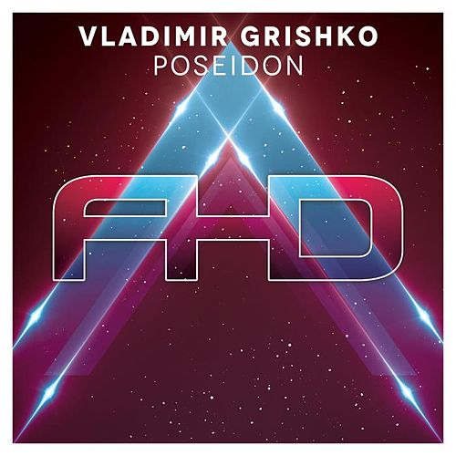 Poseidon by Vladimir Grishko