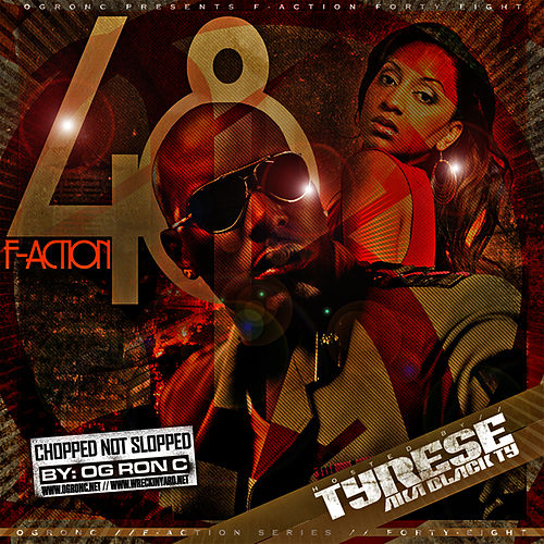 F-Action 48 by O.G. Ron C.