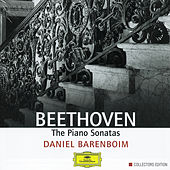 Beethoven: The Piano Sonatas by Daniel Barenboim