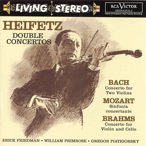 Double Concertos by Various Artists