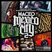 Mexico City 2 by Maceo