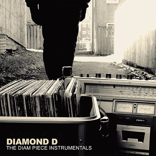 The Diam Piece Instrumentals by Diamond D