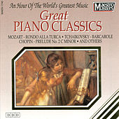 Great Piano Classics by Various Artists