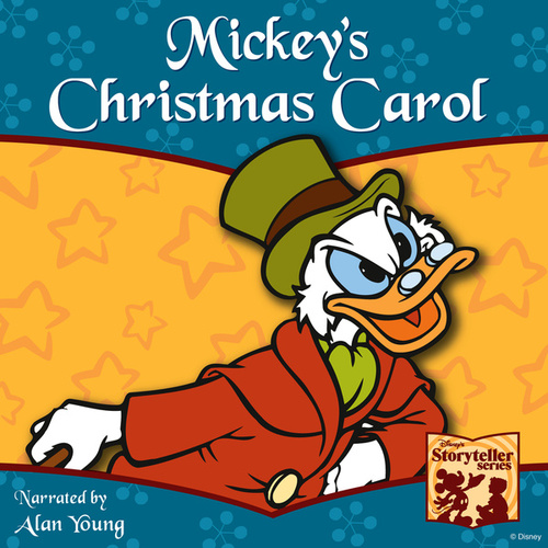 Mickey's Christmas Carol by Alan Young