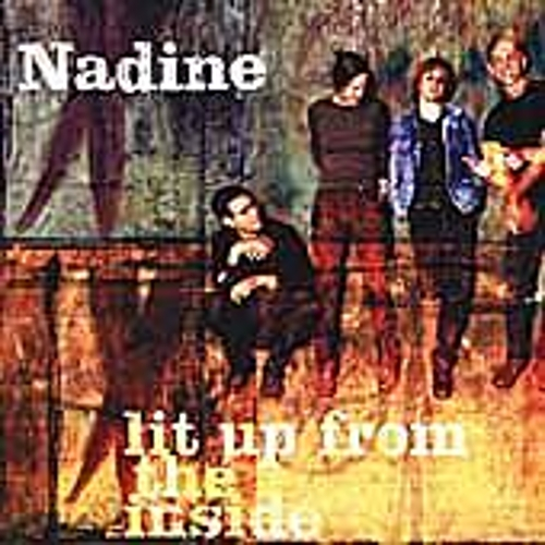 Lit Up From The Inside by Nadine