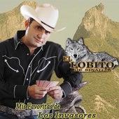 Mis Favoritas De Los Invasores by El Lobito De Sinaloa