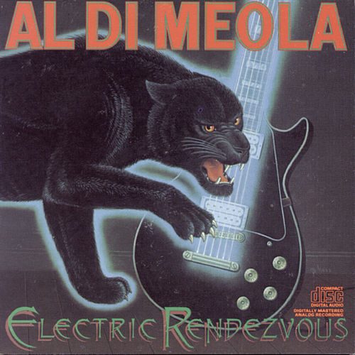 Electric Rendezvous by Al DiMeola
