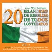 20 de la Mejor CancionesIrlandeses de Rebelde de Todos los Tiempos, Vol. 2 von Various Artists