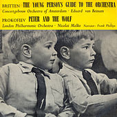 Britten's Young Person's Guide to the Orchestra and Prokofiev's Pete and the Wolf by Various Artists