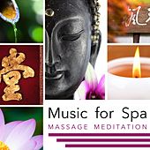 Music for Spa Massage Meditation Tai Chi and Relaxation, Ahanu Yoga Relaxation Flute & Nature Sounds by Spa Music Masters