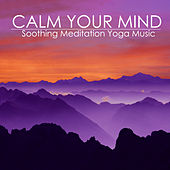 Calm Your Mind - Soothing Meditation Yoga Music for Relaxation Techniques by Calm Music Ensemble