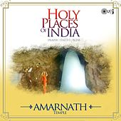 Holy Places of India - Prayer, Faith, Bliss (Amarnath Temple) by Various Artists