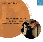 Bach: Pariata/Sonaten (2) by Anner Bylsma