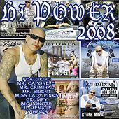 Best Of Hi Power 2008 by Various Artists