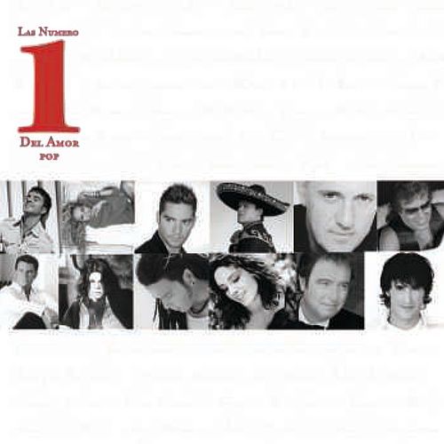 Las Numero 1 Del Amor Pop by Various Artists