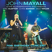 70th Birthday Concert by Various Artists