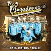 Listos, Montados Y Armados by Los Creadorez Del Pasito Duranguense