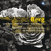 Berg: 7 Early Songs; Piano Sonata; Opera Extracts etc by Various Artists