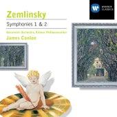 Zemlinsky Symphony No.1 & 2 by Gurzenich-Orchester Kölner Philharmoniker