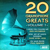 20 Gramophone Greats, Vol 1 by Various Artists