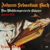 Das Wohltemperierte Klavier, Pt. 2 by Friedrich Gulda