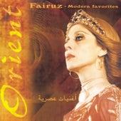 Fairuz - Modern Favorites by Fairuz