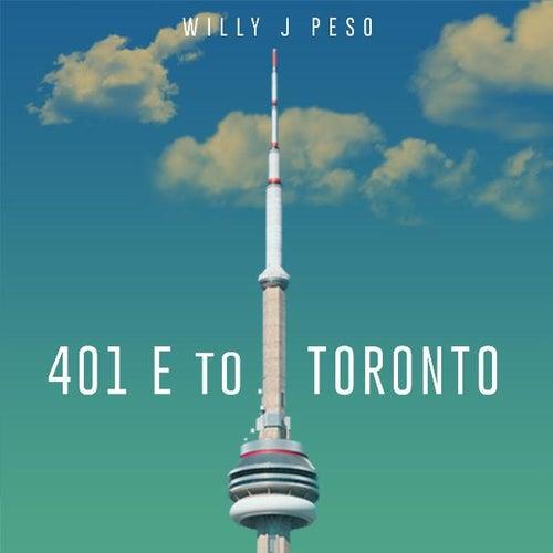 401 E to Toronto by Willy J Peso