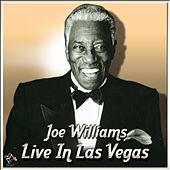Joe Williams Live In Las Vegas by Joe Williams
