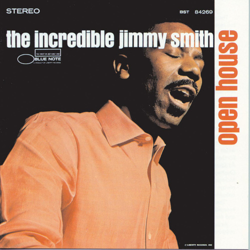 Open House by Jimmy Smith