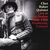 Live at the Dreher Club - Wensday Concert by Chet Baker
