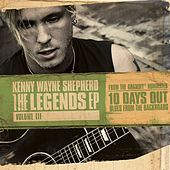 The Legends EP: Volume III by Kenny Wayne Shepherd