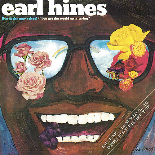 Live At The New School by Earl Fatha Hines