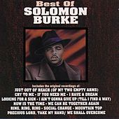 Best Of Solomon Burke (Curb) by Solomon Burke