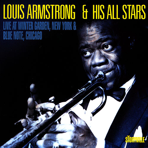 Wintergarden/Blue Note by Louis Armstrong