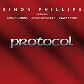 Protocol III by Simon Phillips