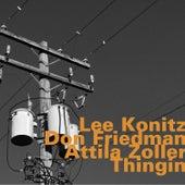 Thingin (Live) by Attila Zoller