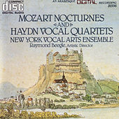Mozart Nocturnes and Haydn Vocal Quartets by Various Artists