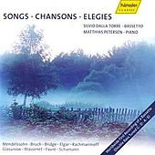 Songs - Chansons - Elegies by Various Artists