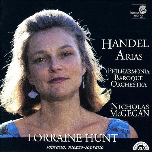 Handel: Arias by George Frideric Handel